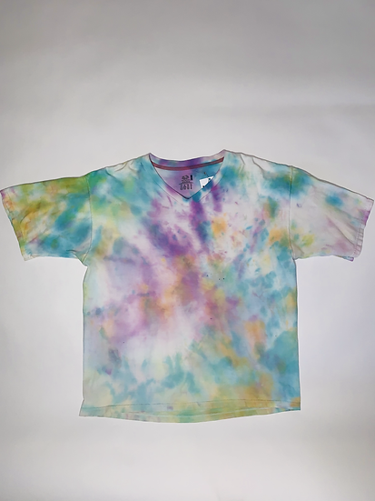 Tie-Dye Oversized T-Shirt