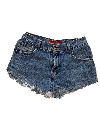 Vintage Levi Custom Denim Shorts
