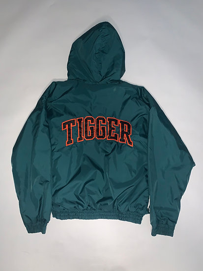 Vintage Disney Tigger Windbreaker
