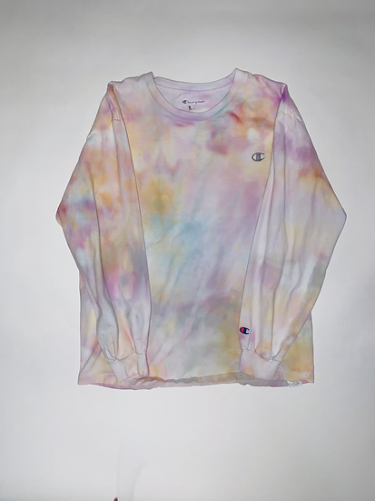Custom Champion Long-Sleeve T-Shirt