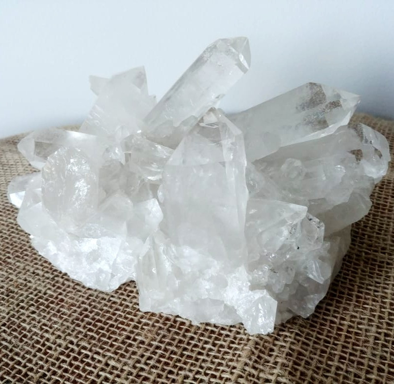 Drusa de Cristal