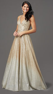 gold-silve-dress-FB-GL2992-size6-8 - Cop