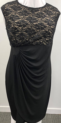 Black with Lace