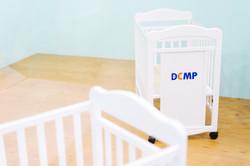 貝格爾採用DCMP專業嬰兒床