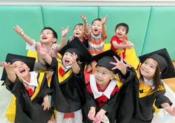 貝格爾的寶寶要畢業了