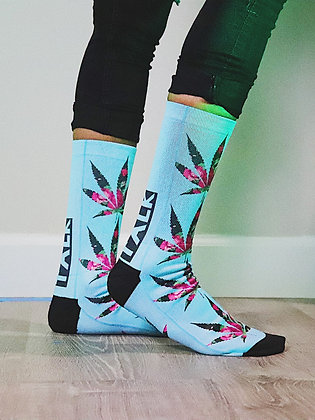 Ganga Leaf Sock