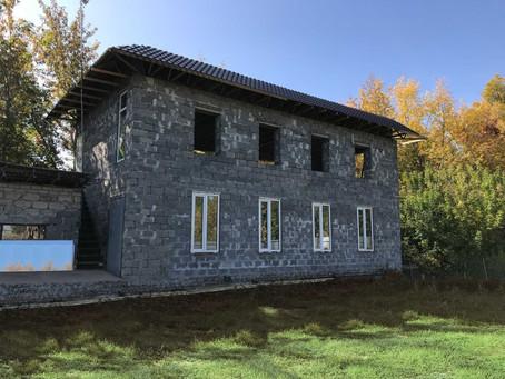 Строительство социально-рекреационного центра