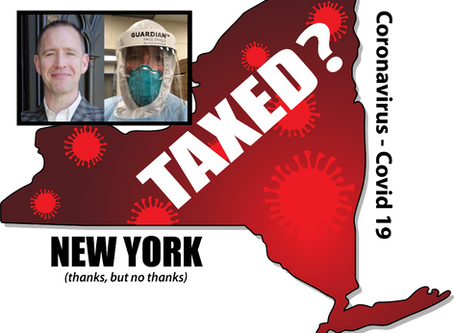 New York State of Mind: Should We Tax Our Volunteers?