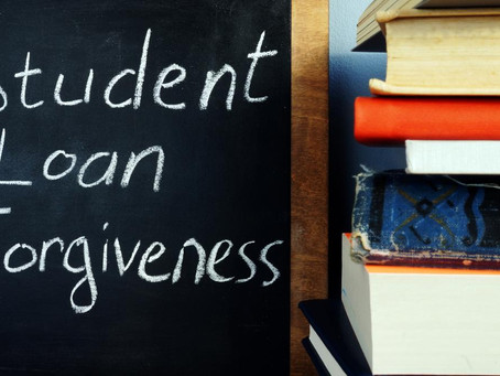 The Error of Loan Forgiveness