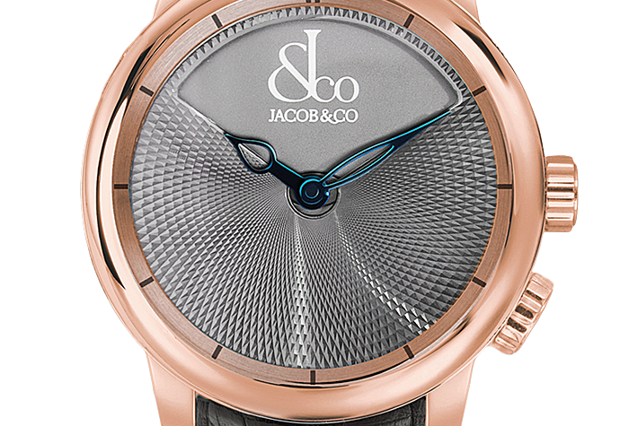 Jacob & Co. Caligula Rose Gold
