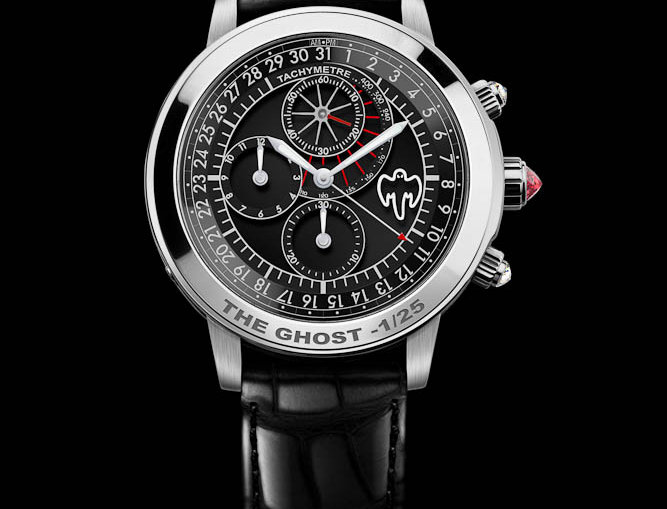 Quinting Mysterious Chronograph Ghost