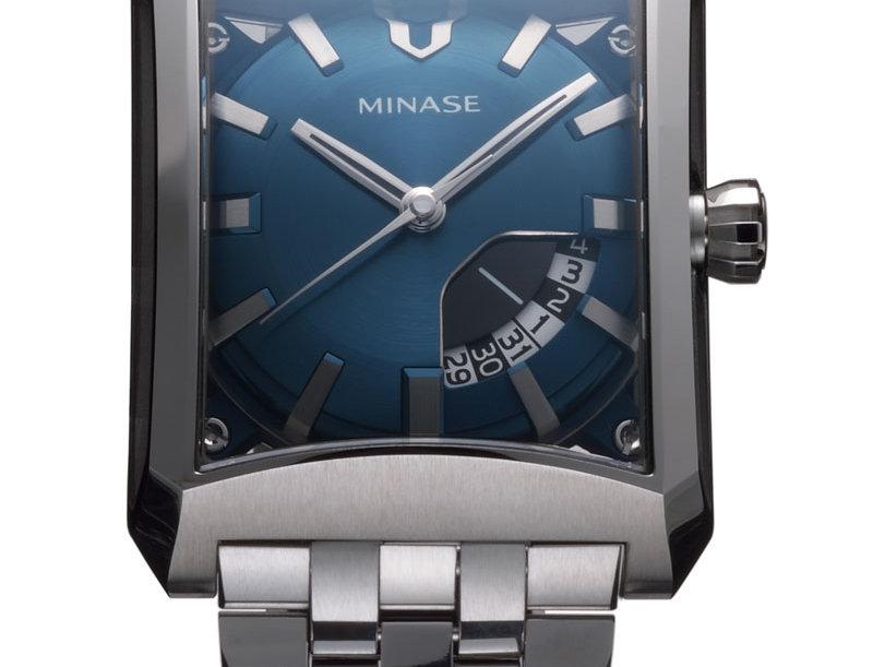 Minase 5 Windows Jahr 2021 Stainless Steel bracelet