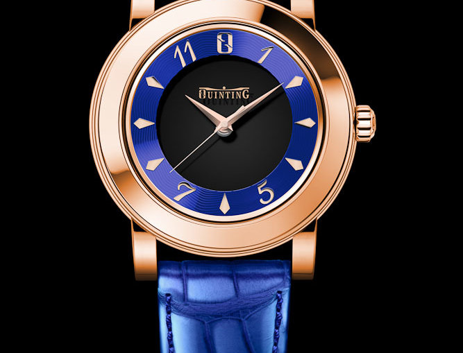 Quinting Cyclone in 5 Optionen in Rosegold