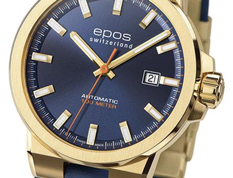 Epos SPORTIVE Dynamic, 2 Opt.BLUE/BLACK GOLD
