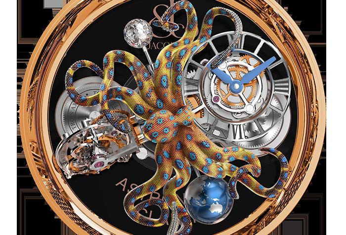 Jacob & Co. Astronomia Octopus Unique Piece