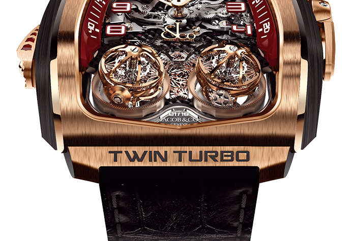 Jacob & Co. TWIN TRIPLE AXIS TOURBILLON MINUTE REPEATER CATHEDRAL GONG