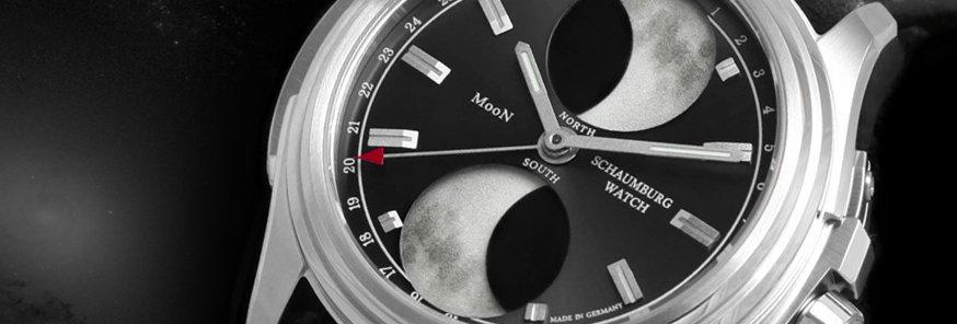 Schaumburg Watch Urbanic Double MooN 2