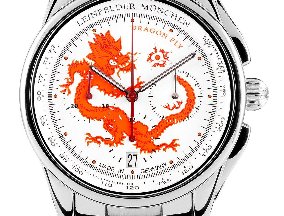 Leinfelder Uhren München Meridian Chrono Dragon