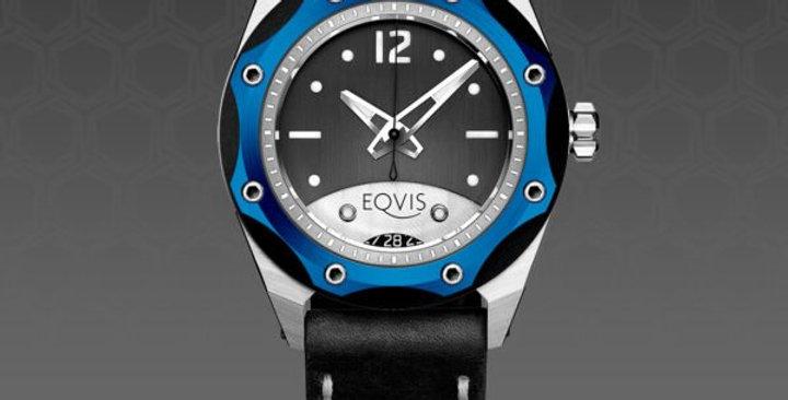 EQVIS Varius Aluminium Changeling blue 11-teilig