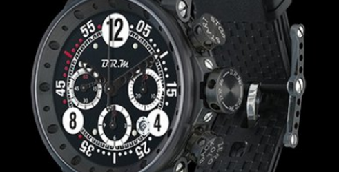 B.R.M V12 Chronograph Custom Made Unique