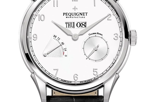 Pequignet Royale Grand Sports Day-Date