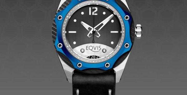 EQVIS Varius Aluminum Changeling Blue 11-teilig