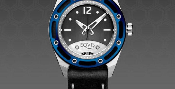 EQVIS Aluminum Changeling Blue 11-teilig