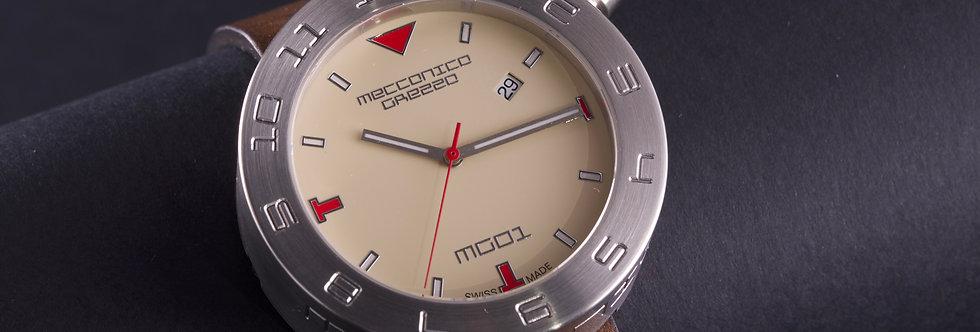 Meccanica Grezza MG01-44S AVDB