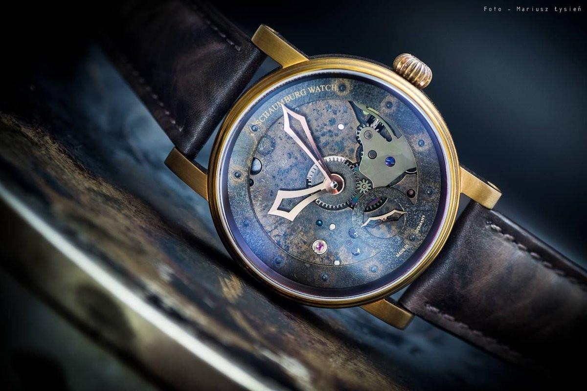 Schaumburg Watch