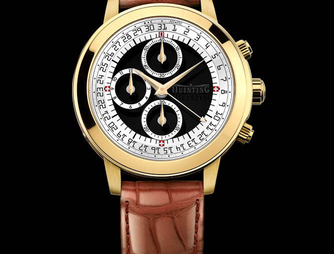 Quinting Mysterious Chronograph 24h Le Mans