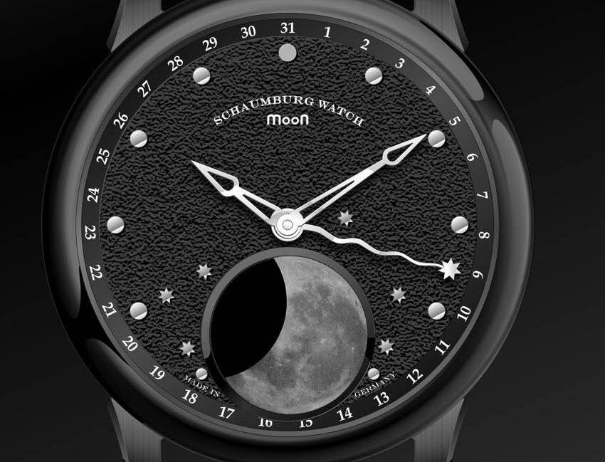 Schaumburg Watch Grand Perpetual Moon No.02