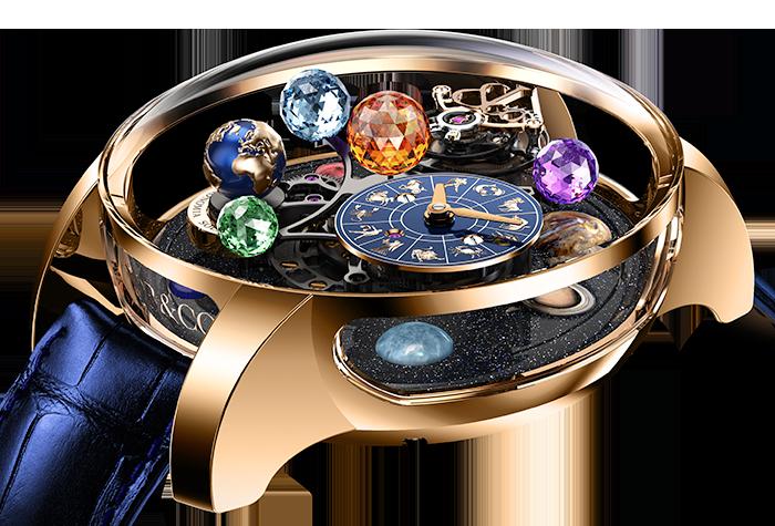 Jacob & Co. Astronomia Solar - Jewellery - Planets - Zodiac