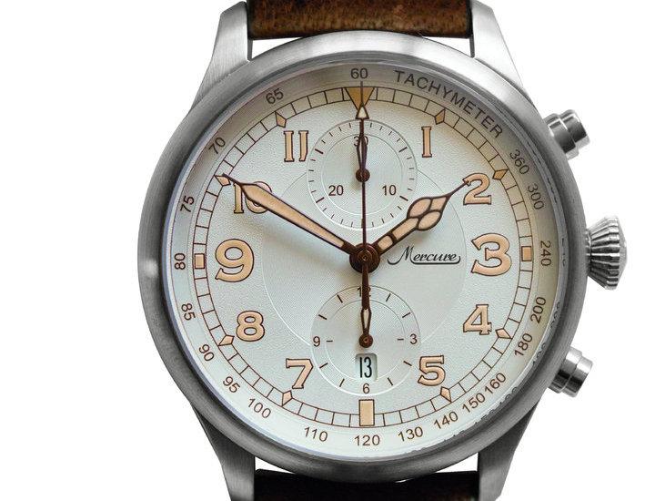 Mercure Aviatik 1915 Chronograph