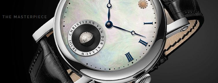Christiaan v.d. Klaauw Real Moon Joure