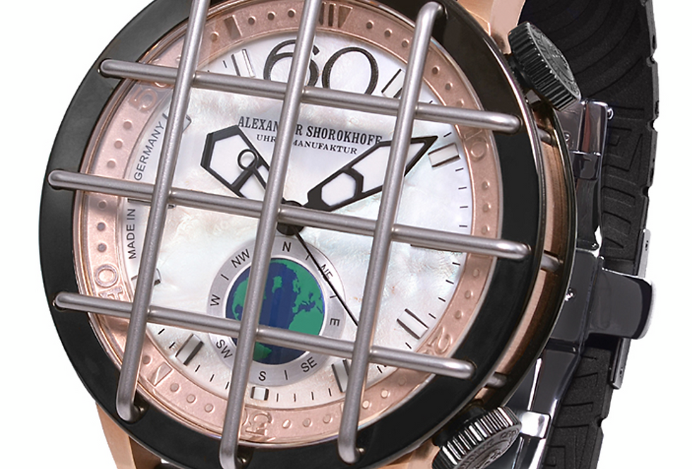 Alexander Shorokhoff Deep Ding Limited Edition 30 Pieces
