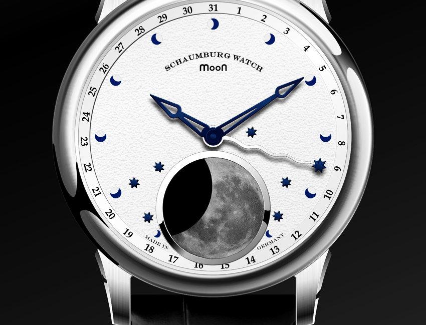 Schaumburg Watch Grand Perpetual Moon No.01