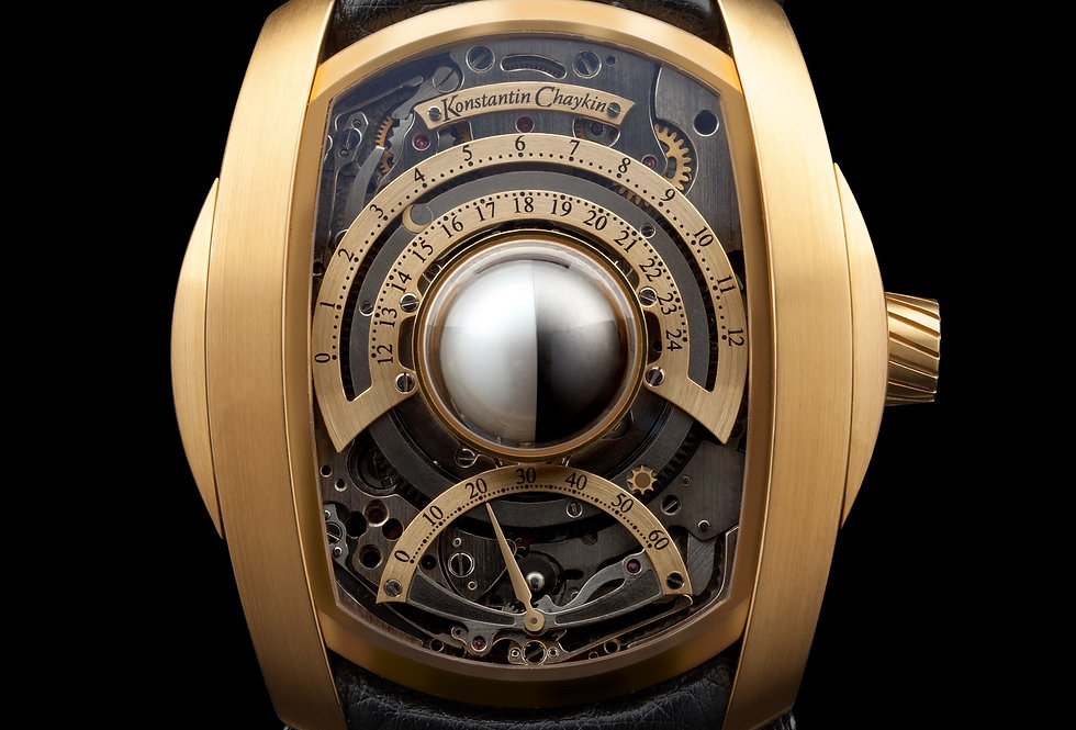 Konstantin Chaykin Lunokhod Prime, Mondrove Gold Limited 10 pieces
