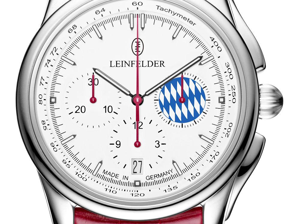 Leinfelder Uhren München Meridian Chrono Bavaria