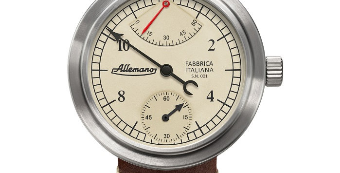 Allemano MAN 1919 Antique White
