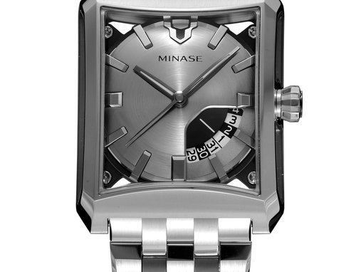 Minase 5 Windows Jahr 2020 Stainless Steel bracelet