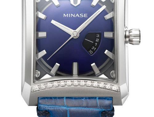 Minase 5 Windows Diamonds Jahr 2020 Stainless Steel