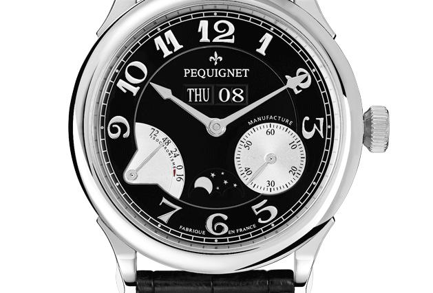 Pequignet Paris Royale, Power Reserve, Day-Date