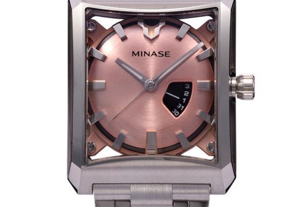 Minase 5 Windows mid-size Jahr 2020 Stainless Steel