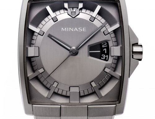 Minase Horizon Jahr 2020 Stainless Steel