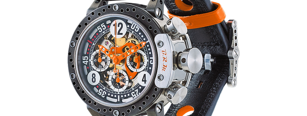 B.R.M Chronograph DDF 12 Brake Disc skeleton