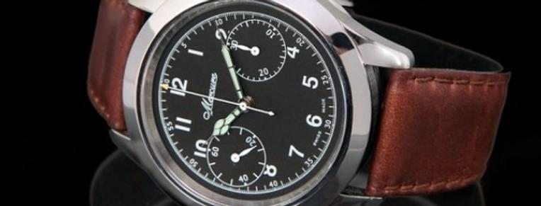 Mercure Aviation Monopulsant Fliegerchronograph