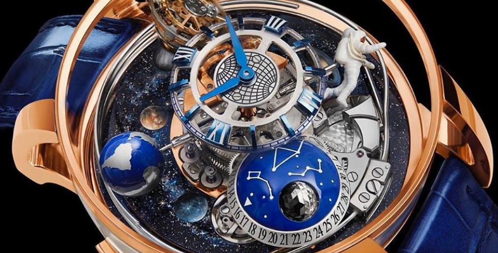 Jacob & Co. Astronomia Maestro Axis Tourbillon Minutenrepetition