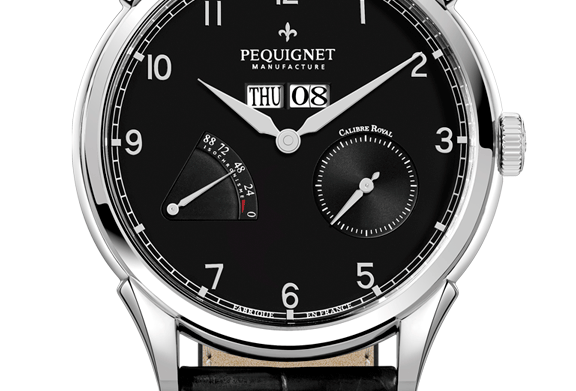 Pequignet Royale Grand Sport, Day-Date