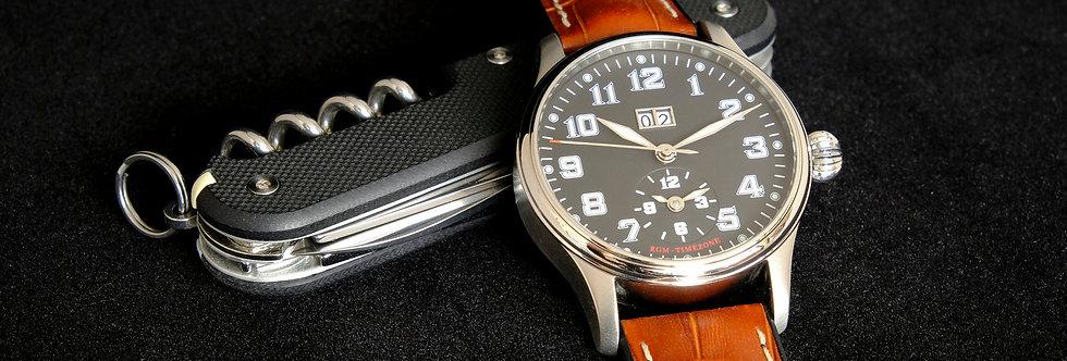 "RGM Model 350-TZBD ""Timezone Big Date"""