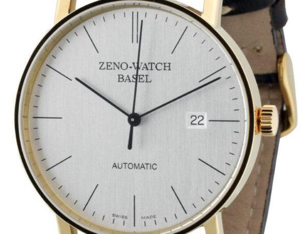 Bauhaus Automatic 18ct gold